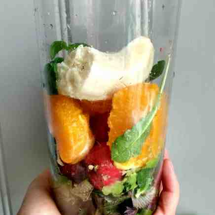 Lunch smoothie 1